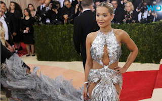 Beyonce and Rita Ora end 'Becky with the good hair' speculation as they take Met Gala selfie together