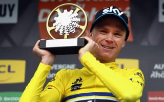 Froome wins third Criterium du Dauphine