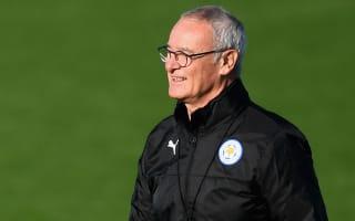 Ranieri: Copenhagen clashes will decide our Champions League fate