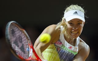 Kerber makes short work of Suarez Navarro