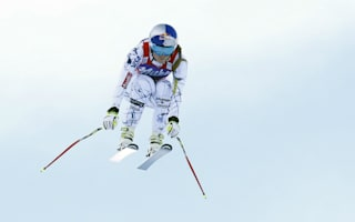 Vonn equals Moser-Proell's downhill record with Zauchensee victory