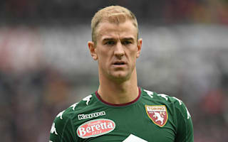 Hart: I don't hate Guardiola