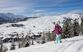 Best activities for non-skiers to do in Courchevel and Meribel