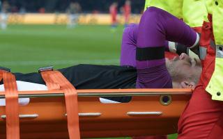 Injured Butland resigned to missing Euro 2016