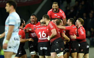 Toulon snatch dramatic win to boost title hopes