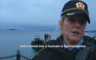 Britons injured in Norway boating accident