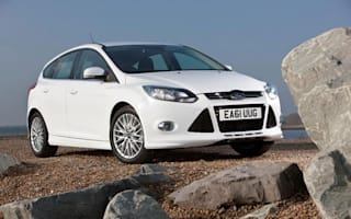 Ford Focus is UK's best-selling car in November
