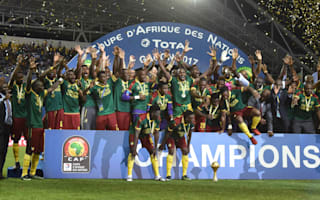 Broos expects more from AFCON champions Cameroon