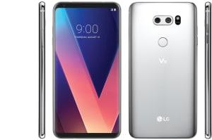 LG V30 filtrado una vez más con la mejor imagen disponible hasta la fecha