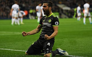 Football is f****** unbelievable! - Fabregas and Courtois revel in Chelsea's Premier League glory