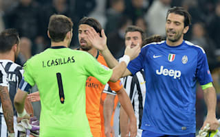 Buffon hopes to play well against Casillas