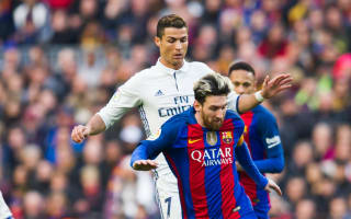 El Clasico not just Barcelona v Real Madrid, it's Messi versus Ronaldo - Alfonso
