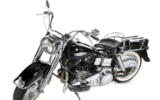Marlon Brando's Harley Davidson to sell for £260,000 at auction