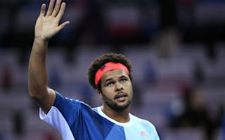 Tsonga makes winning return, Johnson sets up Murray reunion