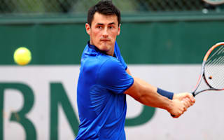 Tomic slams Rasheed over Baker comments