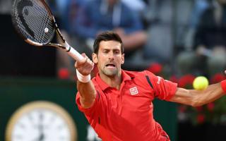 Djokovic battles back to avoid Bellucci shock