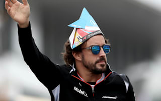 VIDEO: F1 star Alonso races a horse