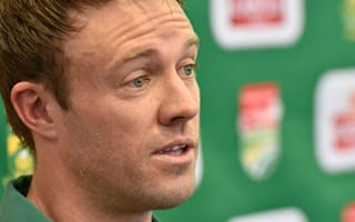 De Villiers: I was confident chasing down England