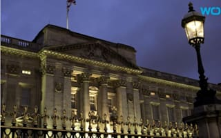 Drunk man arrested after climbing into grounds of Buckingham Palace