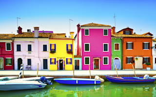 The world's most colourful neighbourhoods