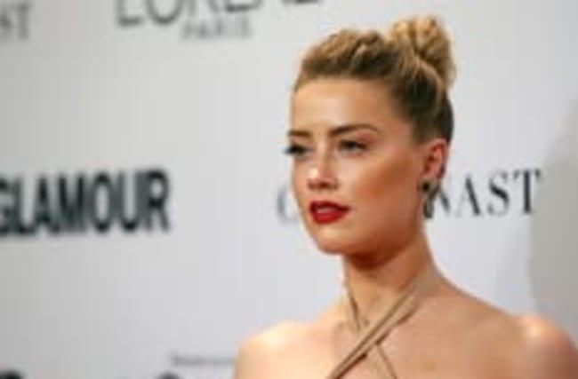 Amber Heard et son milliardaire: c'est officiel