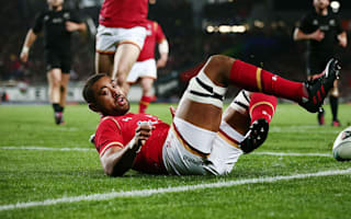 Injured Faletau included in Wales squad