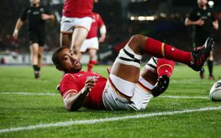 Injured Faletau included in Wales squad