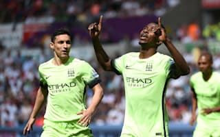 Swansea City 1 Manchester City 1: Pellegrini signs off by securing Champions League place