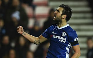 Sunderland 0 Chelsea 1: Fabregas strike gives Blues six-point lead at summit