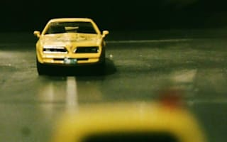 Video: Stop motion car chase puts children the world over to shame