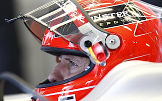 Schumacher can't be written off - Hill