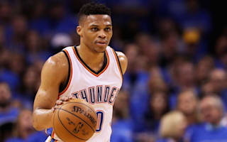Westbrook leads Thunder, Celtics win seventh straight