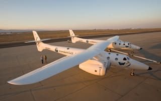 Video: Virgin Galactic opens world's first 'spaceship factory'
