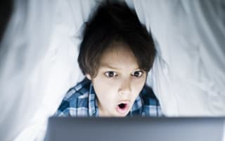 Revealed: Secret life of six-year old online