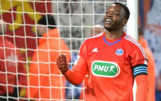 Barrada hopes Mandanda remains at Marseille
