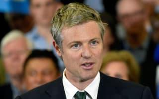 Ukip backs Zac Goldsmith in by-election