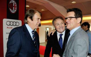 Capello: Milan takeover was destiny