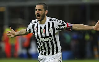 Bonucci slams Juventus display