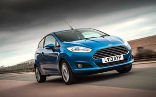 Ford Fiesta tops April's best-selling cars list