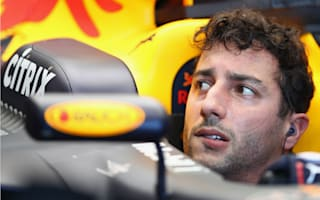 Ricciardo: I crashed for the right reason
