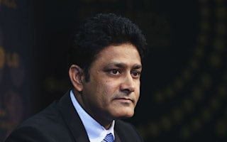 BREAKING NEWS: Kumble steps down as India coach