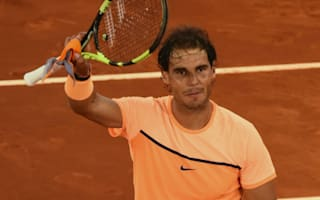 Nadal relieved after slow start