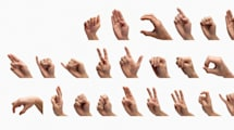 Ya puedes aprender Lengua de Signos con la ayuda de estos GIFs