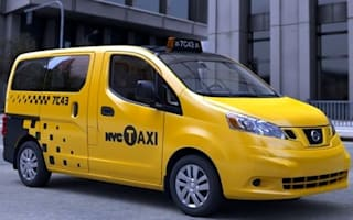 Nissan picked to be next New York taxi