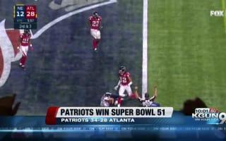 BREAKING NEWS: Patriots win remarkable Super Bowl LI
