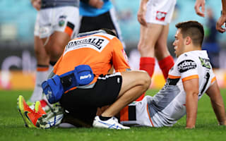 Brooks out for up to five weeks