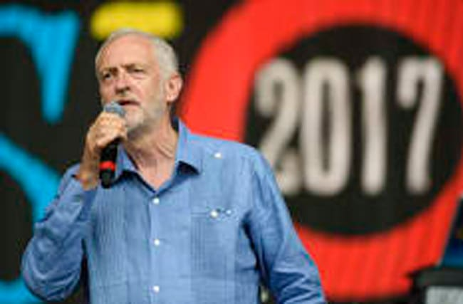 Labour leader Jeremy Corbyn electrifies crowds at Glastonbury