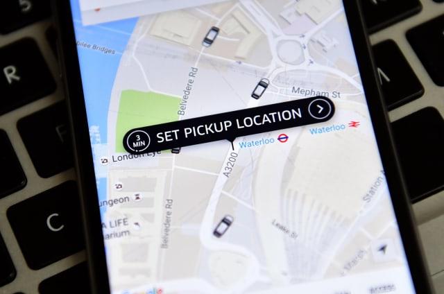 Londres quiere prohibir Uber en menos de una semana