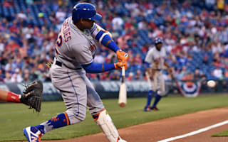 Mets hit seven homers in Phillies rout, Blue Jays continue to struggle