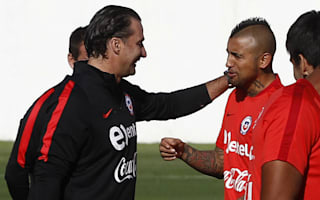 Venezuela v Chile: Vidal aiming to recover lost points